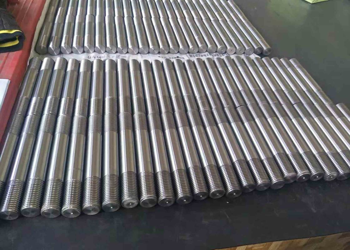 Customized GR2 Machining Titanium Bolts Big Size For Equipment Accessories