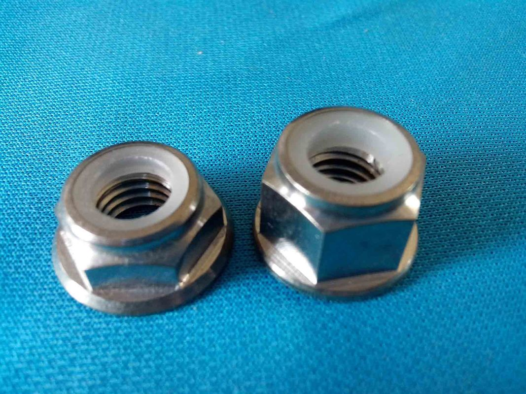 Polished Pure GR5 Alloy Titanium Nuts Screws Cap For Motorcycle Parts Engine Oil Filter