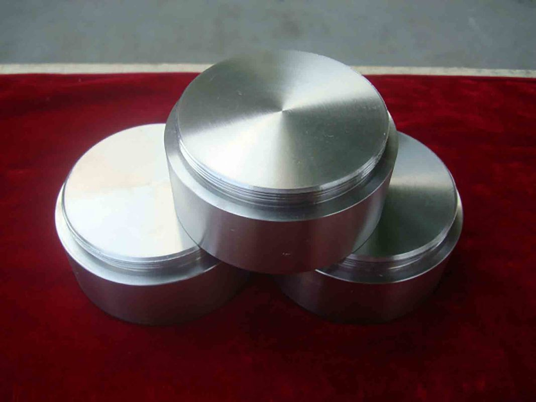 Titanium Aluminum Sputtering Target , Metal Sputtering Targets For Semiconductor
