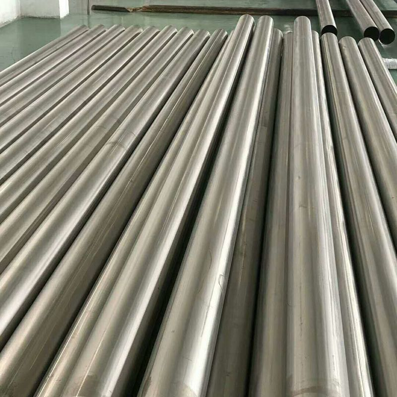 GR4 Titanium Welded Pipe Acc To ASTM B862 For Marine Corrosion OD 3-114mm
