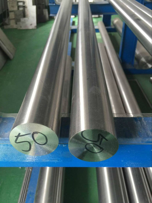 GR5 Titanium Alloy Bar For Marine Applications Good Corrosion Resistance