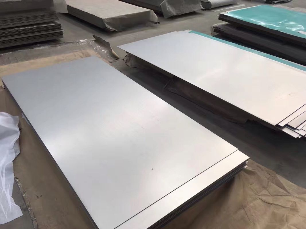 ASTM B265 GR2 Pure Titanium Plate , Medical Titanium Plate For Chemical Industry