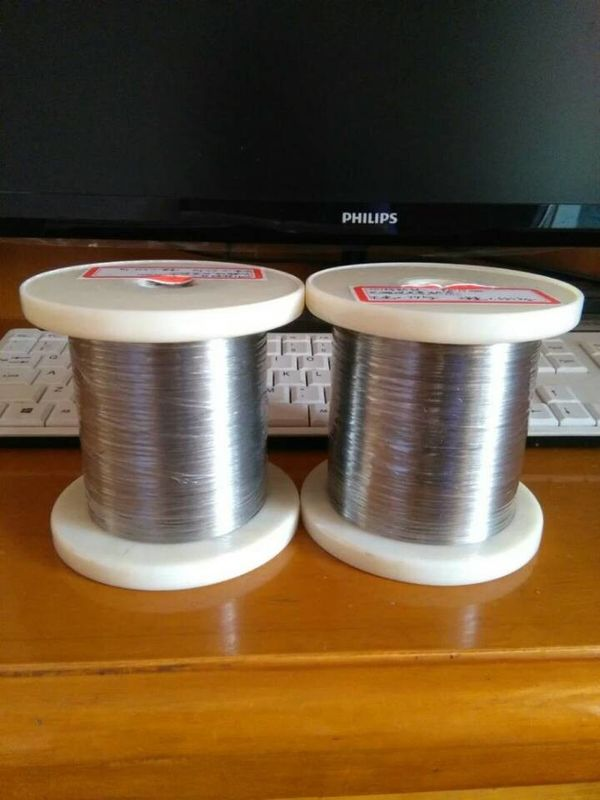 Spool Pure Titanium Coil Wire With Bright Surface φ1.5MM High Strength Low Density