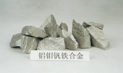 Aluminum Molybdenum Vanadium Iron Alloy For  Titanium Alloys, Superalloys