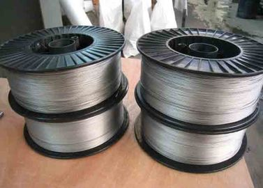 China GR9 3AL-2.5V Titanium Coil Wire For Medical With Corrosion Resistance factory