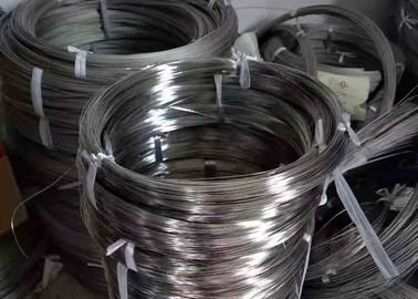 China GR1 Titanium Spring Wire ASTM B863 For Heat Exchanger Electroplating Equipment factory