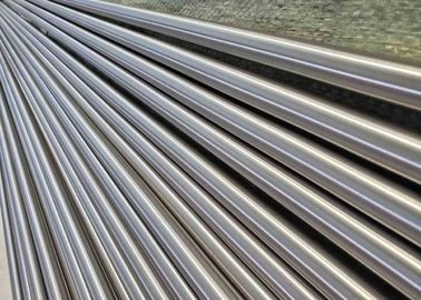 China Pure Grade 2 Titanium Rod For Industry Shaft High Straightness Polished Surface factory