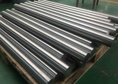 China GR1 Titanium Round Bar For Shipbuilding Industry Good Corrosion Resistant factory