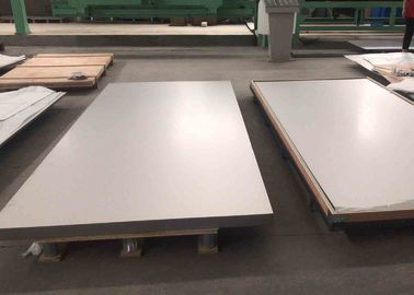 China GR2 Pure Titanium Sheet Acc To ASTM B265 With Ultimate Tensile Strength factory