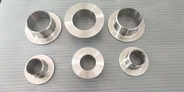 China Corrosion Resistance GR7 Industrial Pipe Flange Titanium Palladium Pd 0.16% Alloy Flange factory