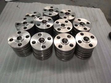 China GR12 Titanium Flange Socket Welding Flange With Better Heat Resistance factory