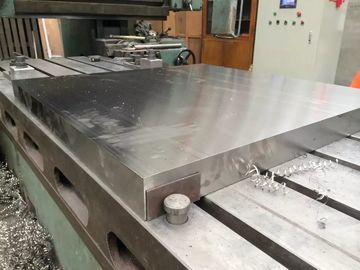 China Ti6Al4V Titanium Forged Plate , Grade 5 Titanium Plate ASTM B381 UT Level A 70MMT factory