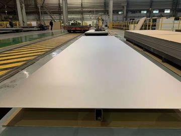 China Hot Rolling Titanium Sheet Metal , Titanium Plate Stock Aicd Surface For Clad Products factory