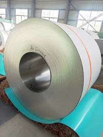 Cold Rolling Industrial Titanium Sheet Coil With Mirror Surface For Exchanger